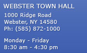 Webster Town Hall